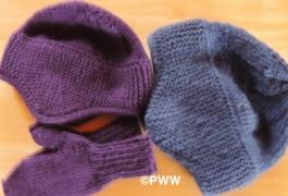 Linda's hats & mitts